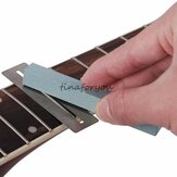 2pcs Guitar Fretboard Protector Fingerboard Guards with Sander Luthier Tool