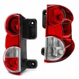 Links / rechts auto achterlicht Shell remlicht Cover rood voor NISSAN NV200 2009-2015 LHD