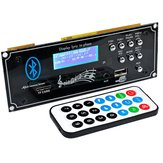 2.1 Bluetooth Car Audio Decoderbord MP3-speler Decoderingsmodule met USB Aux DIY voor versterkers Board Home Theatre