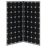 Elfeland® SP-5 200W 11A 18V Monocrystalline Solar Panel flexible plegable Placa