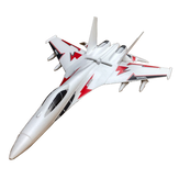 QIDIMODEL SU27 Fighter 720mm Wingspan EPO RC Airplane Warbird KIT/PNP