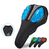 ROCKBROS Cubierta de sillín de bicicleta para hombres Ultra Soft Funda de sillín de bicicleta de montaña SiliconE Cojín Super Soft