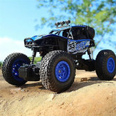 JC8212 1/20 27MHZ 2WD RC Auto Climbing Monster Truck Fuoristrada RTR Toy