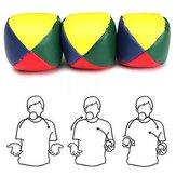 Ensemblede3boulesdejonglerie Sports de plein air Beanball Enfants Enfants Jouets Boules Classic Bean Bag Juggle Ball