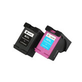 MengXiang Compatible HP 62XL Ink cartridge Replacement for HP OfficeJet 200 5540 5542 5640 7640 5740 Printer