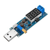 DC 3.5- 12V To DC 1.2-24V DC-DC USB Step UP / Down Power Supply Module Adjustable Boost Buck Convert