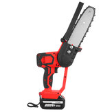 8 Inch Cordless Electric Chain Saw 288VF  Brushless Motor Power Tools Chainsaw