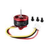 Racerstar BR0802 0802 15000KV 19500KV 25000KV 1-2S Motor Sin escobillas Eje de 1 mm para Tinywhoop FPV Racing Drone