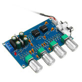 NE5532 C2-001 AC 12-24V Power 4 Channel  Adjustment Amplifier Tuning Board Preamplifier