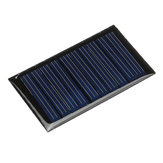 30MA 5V 0,15 W Mini-Solarpanel-Epoxidplatte