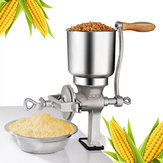 Hand Operate Grain Mill Manual Corn Cereal Grinder Multifunctional Grinder for Home