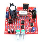0-30V 2mA - 3A Adjustable DC Diatur Modul Catu Daya Kit DIY
