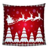 YIHAN 3D Print Blanket Christmas Sofa Bed Couch Soft Cover Fleece Throw 40x50