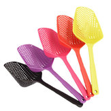 Honana KT-SP2 Large Nylon Strainer Scoop Colander Drain Vegies Water Scoop Kitchen Accessories