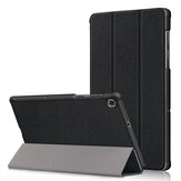 Gevouwen Pringting Tablet Case Cover voor Lenovo Tab M10 Plus Tablet
