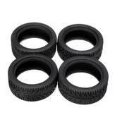 RC Car Rubber Tire For 1/10 1/14 1/16 Truck OFF-Road Drift RC Car Parts