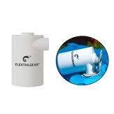 FLEXTAILGEAR Max Pompa 2020 Ultralight USB Şarj Edilebilir Su Geçirmez Hava Pompa Şişirmek için Deflate Deflate Yüzme Halka Kampçılık Ped Yatak
