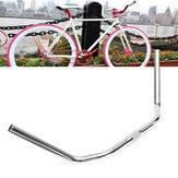 57.5 cm vélo guidon ruban en alliage d'aluminium vtt montagne vélo de route Chrome guidon bar extérieur cyclisme vélo accessoires