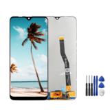 Pełny montaż No Dead Pixel Wyświetlacz LCD + Wymiana ekranu dotykowego Digitizer + Narzędzia naprawcze do Samsung Galaxy M20 2019 M205 M205F M205F / DS