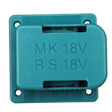 Battery Mounts Holder Storage Rack Stand Slot ABS For Makida For Bosch 18V 14.4V