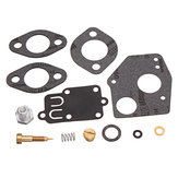Carburetor Carb Repair Rebuild Kit For Briggs Stratton 495606 494624 3HP-5HP
