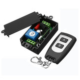 AC220V 1CH 10A Wireless Remote Control Switch Relay Output Radio Receiver Module With Waterproof Transmitter