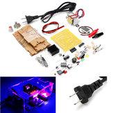 Geekcreit® US Plug 110V DIY LM317 Instelbare voedingsmodulekit voor Voltage