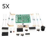 5 Adet DIY 16 Müzik Kutu 16 Ses Kutu Kit Elektronik DIY Süit