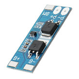 10pcs 2S 7.4V 8A Peak Current 15A 18650 Lithium Battery Protection Board With Over-Charge Discharge Protection Function