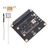 RAK2245 Pi HAT LoRaWAN Concentrator Gateway Integrated SX1301 GPS RAK831 Upgrade-versie draadloze module
