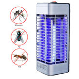 Garden Electric LED Mosquito Killer Lamp Socket Night Light Bug Insect Trap Anti-Mosquito Zapper