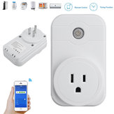 SW1 Wireless WIFI presa di corrente Androind / iOS Phone remoto Controllo timer intelligente presa di corrente Switch US Plug