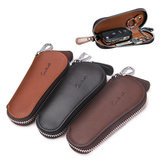 Mężczyźni Genuine Leather Vintage Outdoor Casual Key Bag