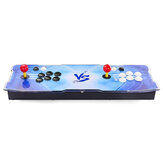 PandoraBox 9 3399 Spiele 3D Arcade Game Controller 720P HD Fightstick Rocker Joystick Retro-Konsole HDMI VGA USB-Ausgang TV-PC