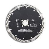 6 İnç Süper İnce Elmas Testere Jiletler Seramik Porselen Mermer Kesim için Kesme Diskleri