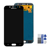 Full Assembly No Dead Pixel LCD Display+Touch Screen Digitizer Replacement+Repair Tools For Samsung Galaxy J7 Pro 2017 J730 J730F