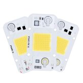 AC220V 20W 30W 50W LED COB Chip Smart IC No Need Driver for Flood Light Spotlight DIY Lighting