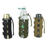 KALOADAC019500/2500mlVandflaskepose Camping Vandreture Tactical Kettle Pouch Portable Cup Storage Bag