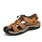 Men Soft Sole Beach Outdoor Sandals