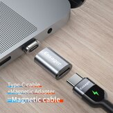 Essager USB Type C Magnetic Adapter USB C Female To Micro USB Male Converter for POCO X3 NFC for Samsung Galaxy Note S20 ultra Huawei