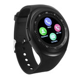 Y1 Smart Bluetooth3.0 Watch Phone Banda SIM Card Touch Screen Sport Bracelet