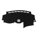 Schwarze Armaturenbrettabdeckung Dashmat Dash Sun Mat Pad für Lexus RX300 350 330 2004-2009