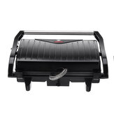 Electric Sandwich Steak Maker 750W Dual Toast Grill Non Stick Surface Toaster