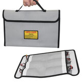 Portable Explosion-proof Fireproof LiPo Battery Safety Bag 540*305mm
