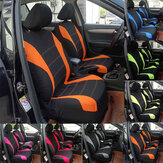 AUDEW 4pcs Front Row / Rear Car Seat Cover Seat Protection Car Accessories