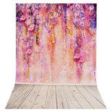 35x23 pouces arbre violet photographie romantique toile de fond fond Studio Prop