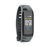 Bakeey V7 Plus Camouflage HR Blood Pressure Oxygen Monitor Sport Data USB Charge Smart Watch