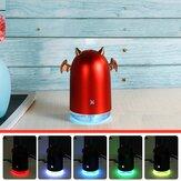 7 LED Nemlendirici USB Arıtma sis Aroma Essential Yağ Difüzör Cadılar Bayramı Hediyesi