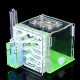 Acrylic Ant Farm Nest Housing Farm Ants Nest with Feeding Area Display Living Box
