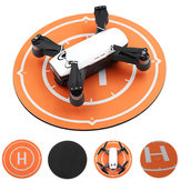Drone Parking Apron 25CM Waterproof Portable Landing Pad untuk DJI Spark Mini Racer Quadcopter